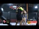 CTF 11: Nicolle Caliari Pedrita venceu Thuany Valentin por nocaute técnico no primeiro round.