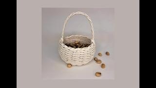 Корзиночка с орешками