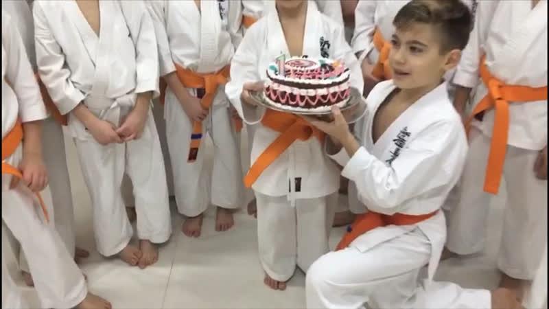Поздравляем Диму Кищенко с Днём рождения