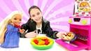 Готовим вместе с Челси - Пицца Плей До. Игры для девочек.