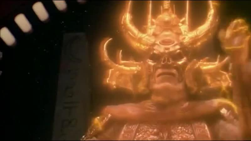 Люцифер Прометей не сгибается перед рогатым дьяволом богом