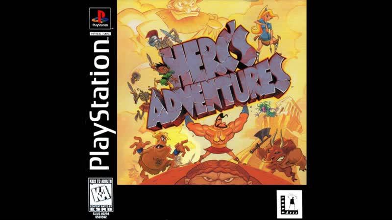 Level 2 Hercs Adventures Soundtrack 11 A real Adventure