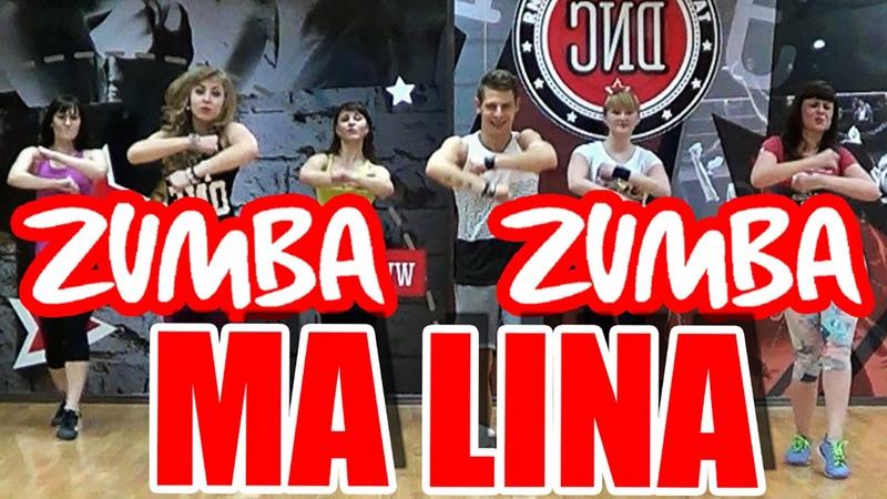 ZUMBA FITNESS - MA LINA - JESSE ZUMBA ZUMBAFITNESS