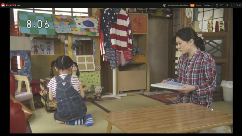 827 連続テレビ小説 半分、青い。(127)「何とかしたい!」「NHK asadora Hanbun, Aoi」
