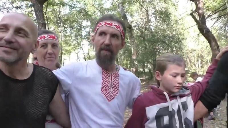 ч 3 3 Русский БОЕВОЙ ПЛЯС в Краснодаре Хороводы наших берегинь