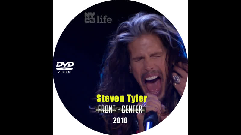 Steven Tyler (Aerosmith) 2016 Front And Center