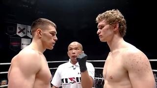 Vadim Nemkov (Russia) vs Karl Albrektsson (Sweden)   MMA fight HD