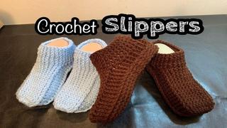 Crochet || Slippers House || Crochet Slippers Socks