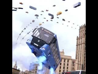 Как же изменилась Москва
