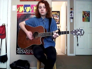Kaylie King - Running with the Wolves (Aurora)