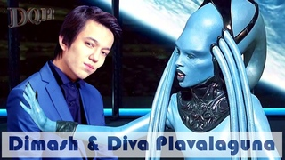 "DIMASH in The full version ""Diva Dance"" from The Fifth Element movie ❤ ДИМАШ ""Танец дивы"""