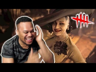 THE BEST POSSIBLE CHAPTER IS COMING!   Dead By Daylight: Resident Evil Chapter LIVE REACTION