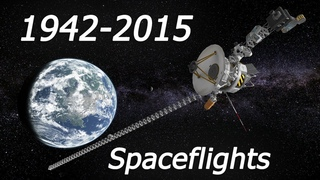 70 Years of SPACEFLIGHTS HISTORY   100% STOCK