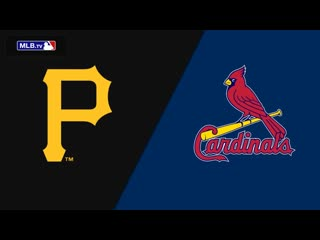 NL /  / PIT Pirates  STL Cardinals (1/2)