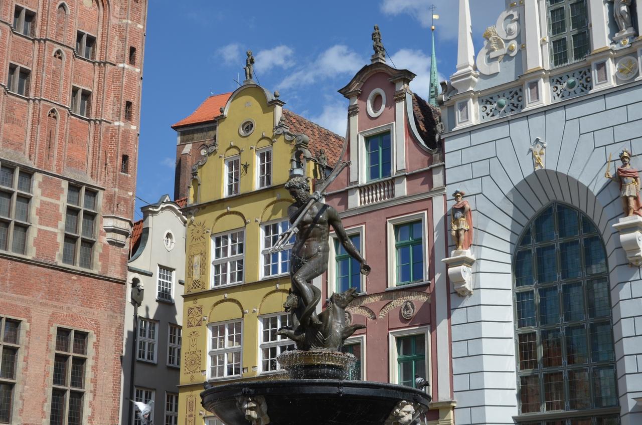 gjWlYWm4v60 Гданьск - северная столица Польши.