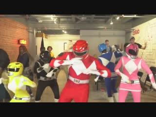 Power Rangers tychelol