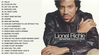 Best Songs of Lionel Richie  - Lionel Richie Greatest Hits Playlist 2021 - Lionel Richie Full Album