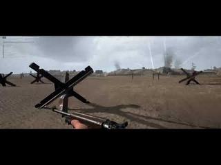 Провели тренировку отделением клана [LeV] в Hell Let Loose, кто меньше всего раз умрет за бой?