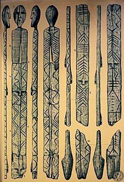 Идол из Шигира в три раза старше Египетских пирамид Новое радиоуглеродное датирование определило возраст идола из Шигира в Сибири в 13 000 лет - более чем в три раза больше, чем возраст