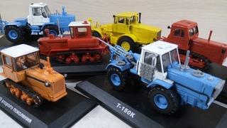 Коллекция тракторов 1/43 с Авито. Шикарный улов Сами с усами