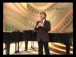 """1982 - Андрей Миронов - миниатюра""""Актёр и режиссёр (Кинопробы)"""""""