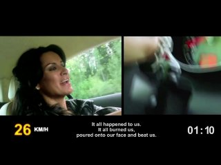 Тина Конделаки нереальная реклама audi r8
