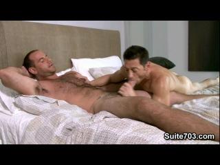 [suite703] i'm a married man ari silvio & girth brooks ( эротическое гей видео 18+ )