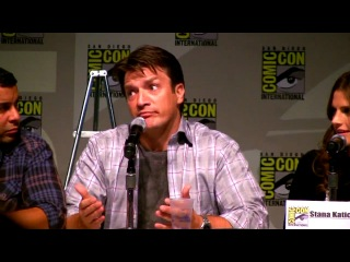 San Diego Comic Con 2010 Castle Panel (полная версия)