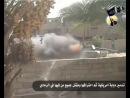 Подрыв танка Абрамс M1A1 Abrams fire