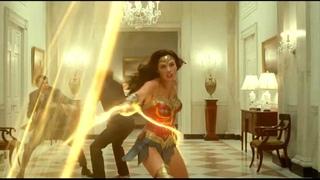 Чудо-Женщина 1984 - первый тв-ролик