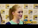 Willow Shields Talks Prim Katniss Relationship in Catching Fire 2013 Comic Con
