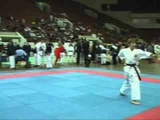 V Martial Arts Olympics 2011 - Seibukan Karate, Jinbukan Kobudo, Shudokan Aikido RUSSIA