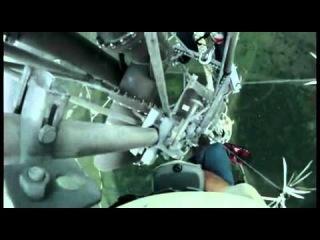 А вам слабо работать на высоте 540 метров