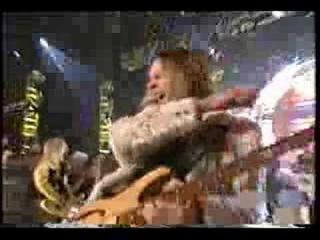 Sex Machineguns, Paul Gilbert, Kinki Kids - Mikan no Uta [TV Live]