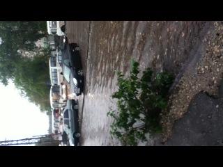 Небольшой дождик в Дзержинске