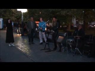 Агата Кристи - Как на войне (Liza Ross Band's cover)