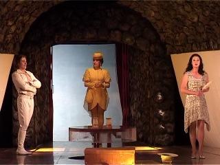 Спектакль Признания авантюриста Феликса Круля часть 2 2006 2009 года