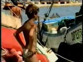 Portuguese fisher boys
