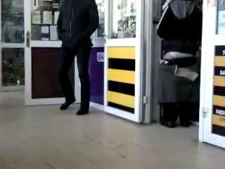 Срамота на автовокзале Караганды