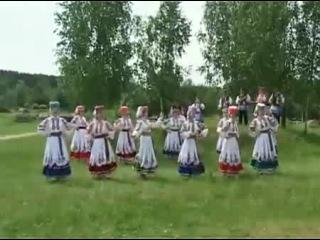 Лявониха белорусский танец и песня