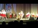 чувашский народный танец в современной обработке