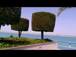 Набережная в Абу Даби 2