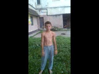 Ise bucket challenge Роман Вінтоняк