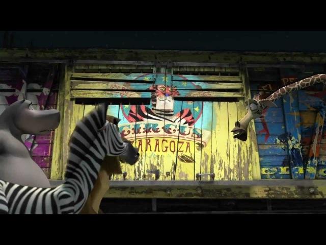 =Мадагаскар 3 Русский трейлер '2012' HD=