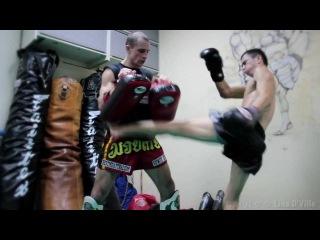 ТАМ, ГДЕ БОЛЬ / спорт, мотивация, тай-бокс, кикбоксинг / видео: Lina D'Ville
