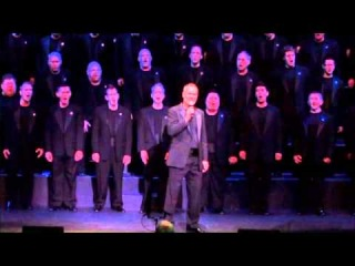 "Male Chorus sings Adam Lambert's ""Whataya Want From Me"""