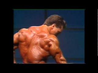 Rich Gasparil Mr. Olympia 1987