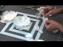 Wafer Paper Fantasy Flower Tutorial no sound added