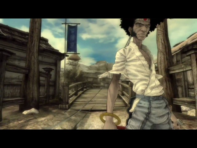 Afro Samurai - Trailer - E3 2008 - PS3/Xbox360