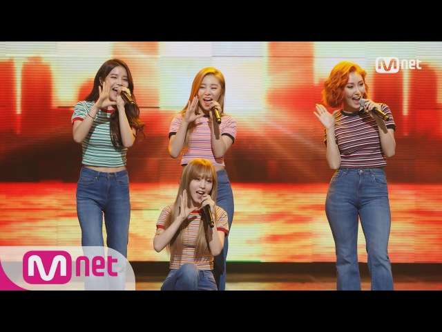 MAMAMOO - Sunset Glow Special Stage M COUNTDOWN 160331 EP.467